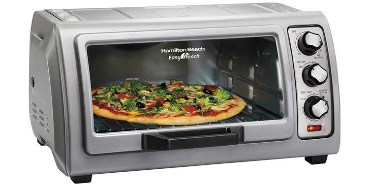 Hamilton Beach 31127d Bake Pan Countertop Toaster Oven